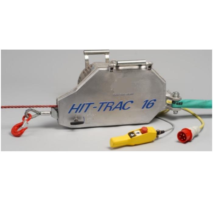 HIT-TRAC 8E kg. 800 HIT-TRAC 16E kg. 1.600